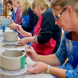 3 Hour Pottery Taster Sessions